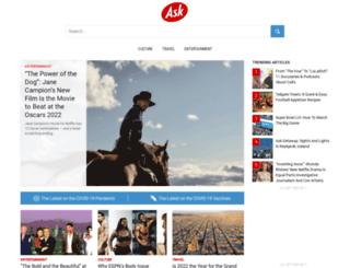 about.ask.com screenshot