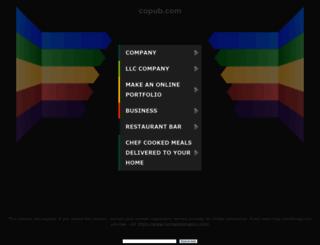 about.copub.com screenshot