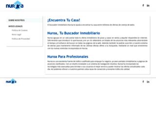 about.nuroa.es screenshot