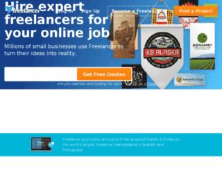 about.rentacoder.com screenshot