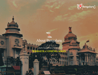 aboutbengaluru.com screenshot