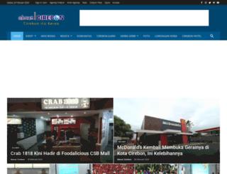 aboutcirebon.com screenshot