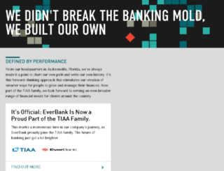 abouteverbank.com screenshot