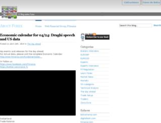 aboutforex.eu screenshot