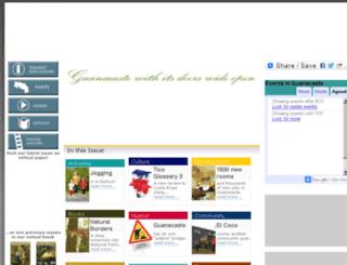 aboutguanacaste.com screenshot