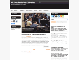 aboutmoslemlink.blogspot.nl screenshot