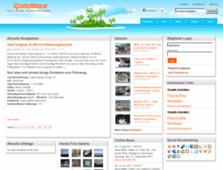 aboutpictures.de screenshot