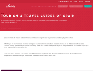 aboutspain.net screenshot