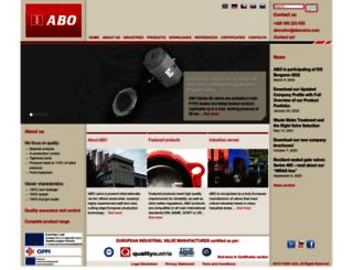 abovalve.com screenshot