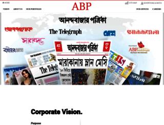 abp.in screenshot