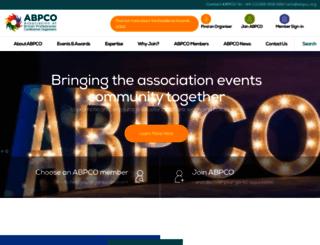 abpco.org screenshot