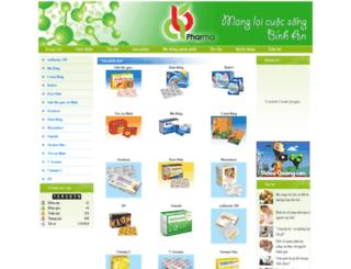 abpharma.vn screenshot