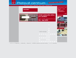 abploty.cz screenshot