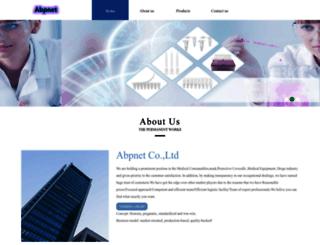 abpnet.pl screenshot