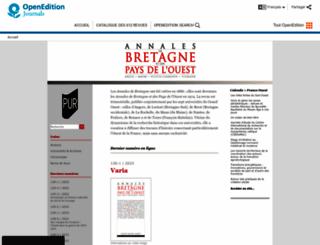 abpo.revues.org screenshot