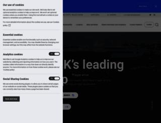 abports.co.uk screenshot