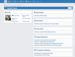 abraaopessoa.com.br screenshot