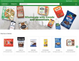 abrahamnaturalfoods.com screenshot
