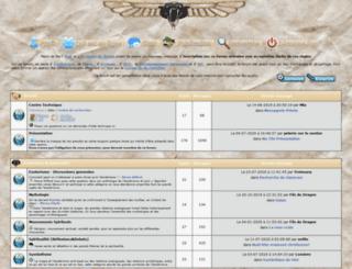 abrasax.alloforum.com screenshot