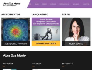 abrasuamente.com screenshot