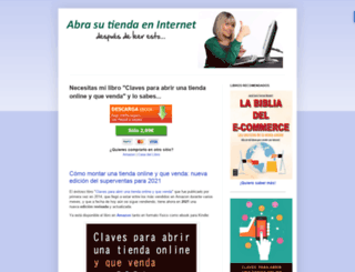 abrasutiendaeninternet.blogspot.com.es screenshot