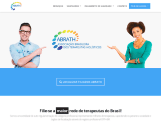 abrath.org screenshot