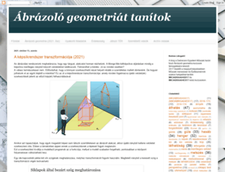 abrazolottanitok.blogspot.hu screenshot
