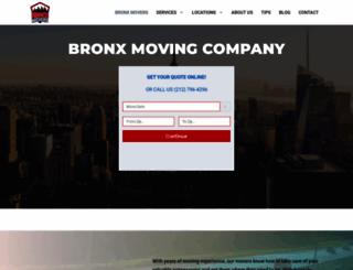 abreumovers.com screenshot
