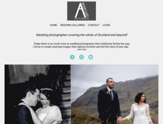 abrightsidephotography.co.uk screenshot