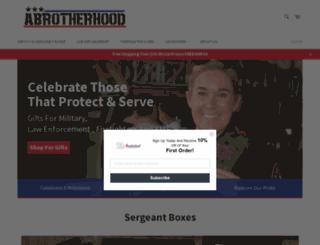 abrotherhood.com screenshot