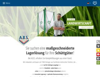 abs-silos.de screenshot
