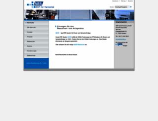 abs.org screenshot