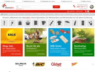 absatzplus.com screenshot