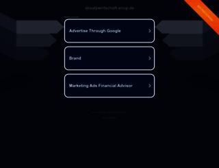 absatzwirtschaft-shop.de screenshot