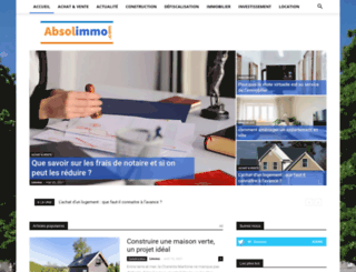 absolimmo.com screenshot