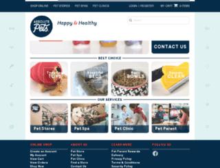 absolute-pets.com screenshot