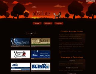 absolutebica.com screenshot