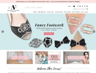 absolutelyaudrey.com screenshot