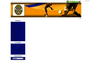 absolwent.futbolowo.pl screenshot