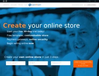 absotmarketing.openshopen.com.pa screenshot