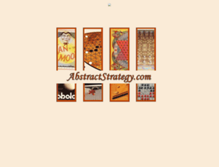 abstractstrategy.com screenshot
