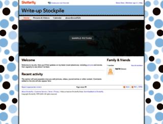 absurdboss4526.shutterfly.com screenshot