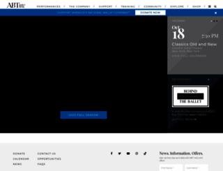 abt.org screenshot