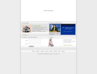 abtcastro.com.br screenshot