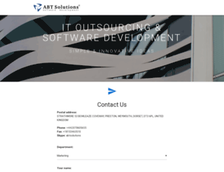 abtsolutions.net screenshot