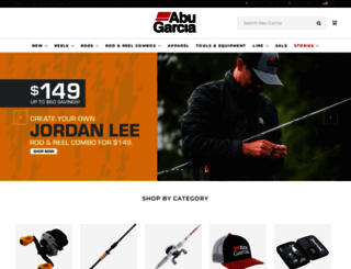 abugarcia.com screenshot