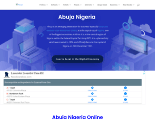 abuja-ng.com screenshot