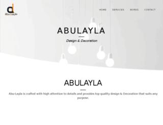 abulayla.info screenshot