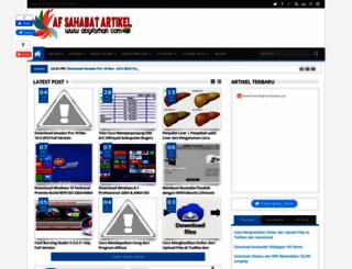 abyfarhan7.blogspot.com screenshot
