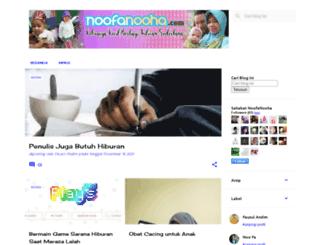 abyumynoofa.blogspot.com screenshot